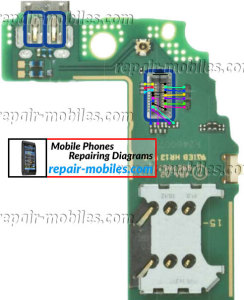 Nokia Lumia 520 LCD Display Problem Solution
