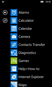 Nokia Lumia 610C ODDT App Installation